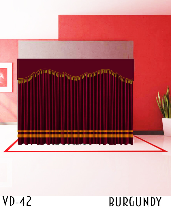Home Theater Blackout Shades Curtains Window Media Room