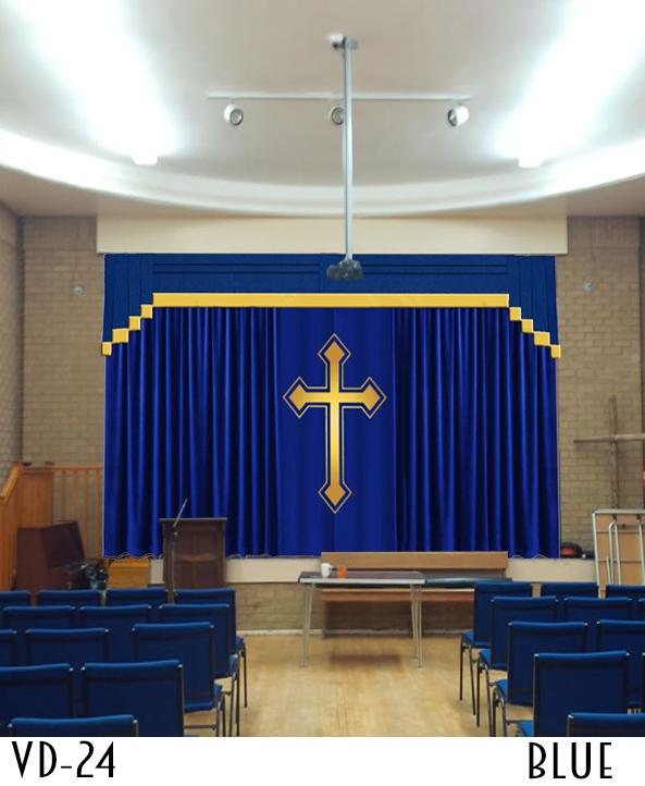 Get Cheap Church Curtains